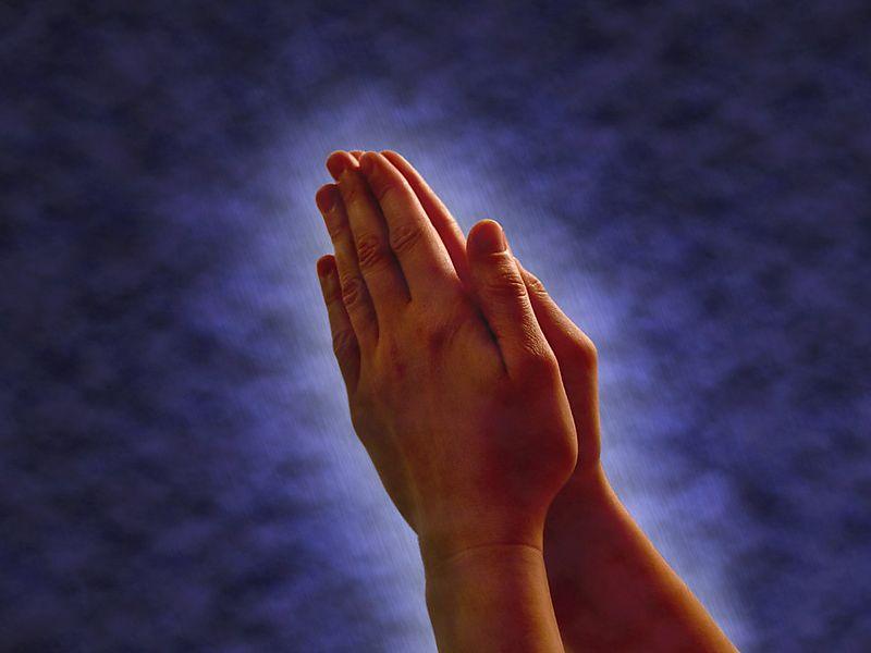 Hands - Praying