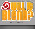 Website - Will It Blend