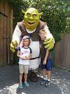 Vaca 08 SW USA - Disney Shrek