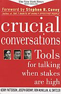 Book - Crucial Conversations