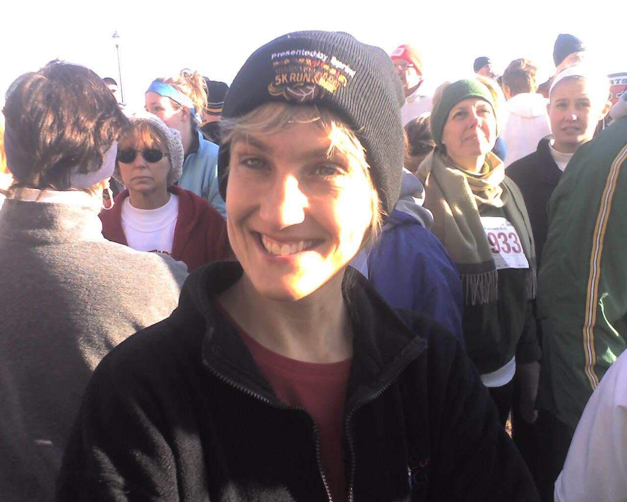 Wife - Sprint Thanksgiving 5k a
