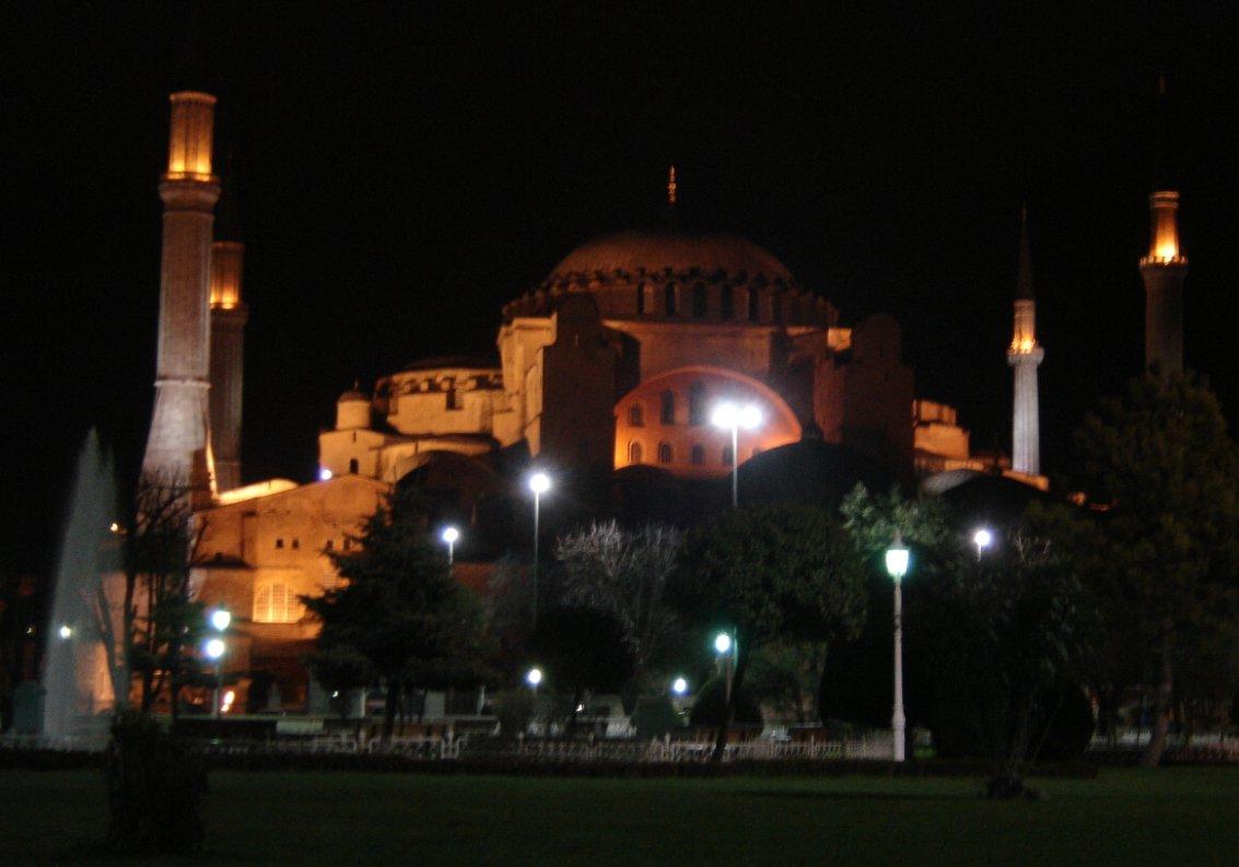 Trip 09 - 7b Hagia Sophia