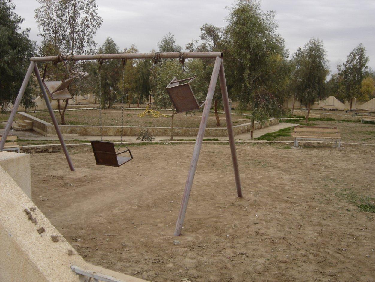 Trip 09 - 6b Old Playground