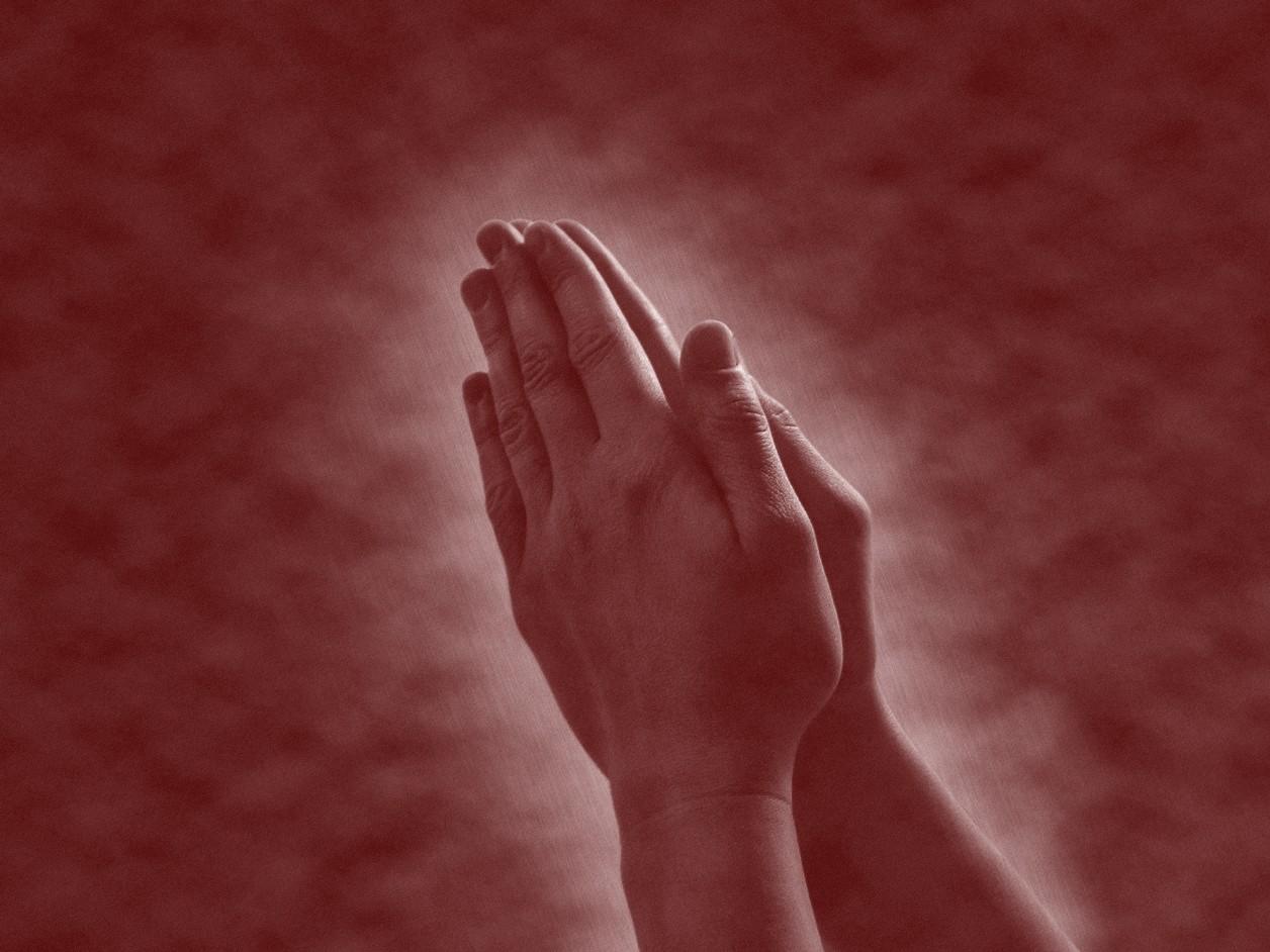 Hands - Praying Power