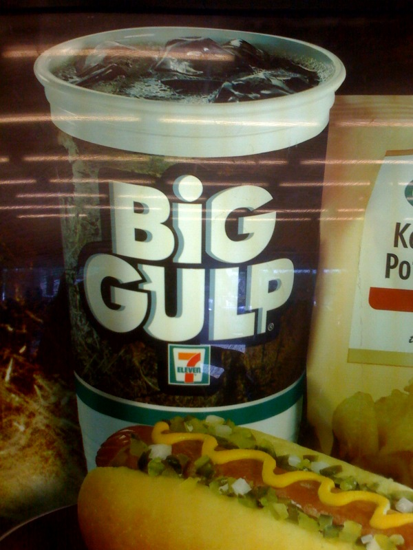 Object - Big Gulp