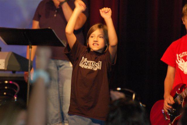 Daughter - SBO Jr 2009