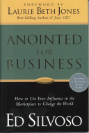 Book - Annointed For Business