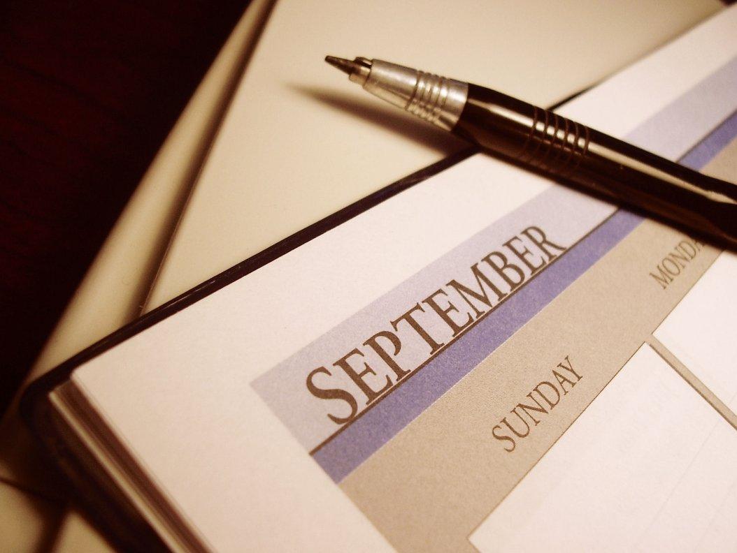 Object - Calendar (Sept)