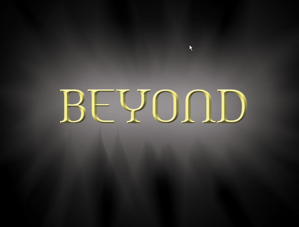 Series 09 - Beyond