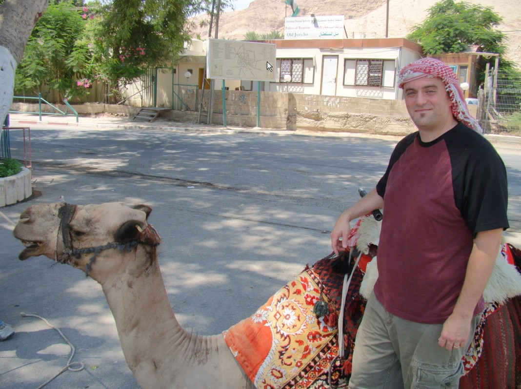 Israel - Pastor Ben