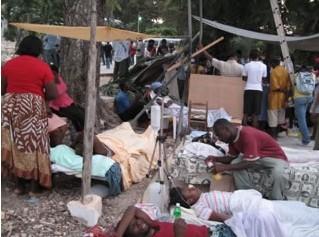 Earthquake - Haiti (2010 Jan)