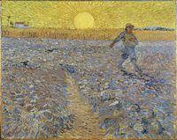 Art - Van Gogh's The Sower