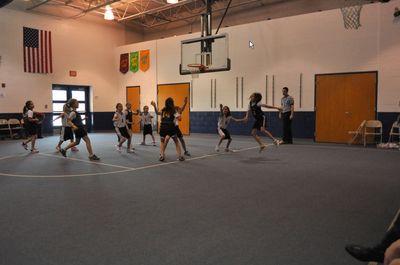 Daughter - Basketball 2010 Defending