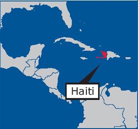Map - Haiti