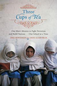 Book - 3 Cups of Tea