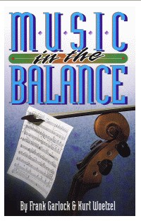 Book - Music in the Balance