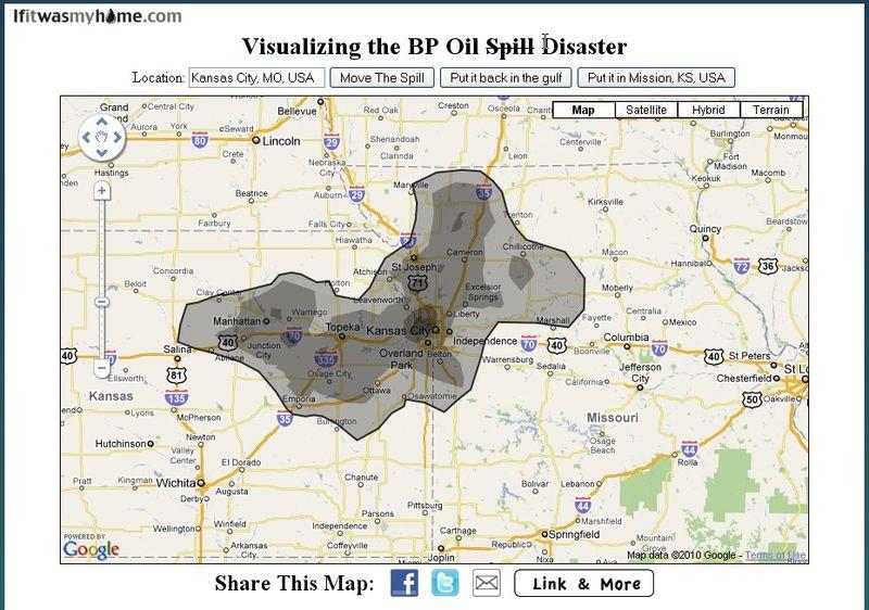 Object - BP Oil Spill 2010
