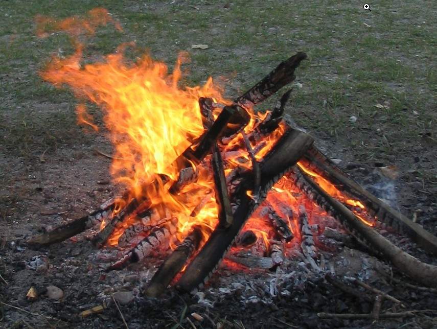 Object - Campfire
