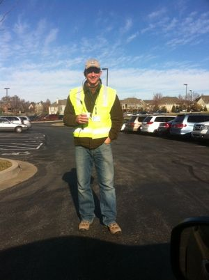 Me - Parking Lot Ministry