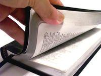 Bible - Opening Edge