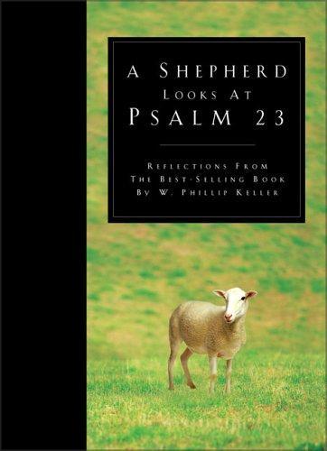 Book - Shepherd's Look at Psalm 23